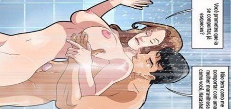 Porno em quadrinhos eróticos