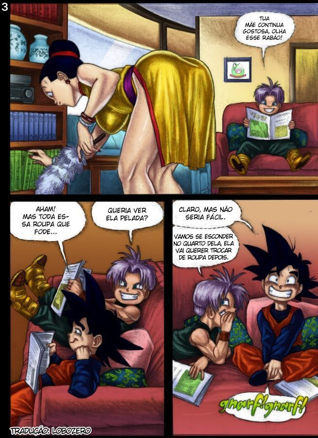 dragonball incesto3