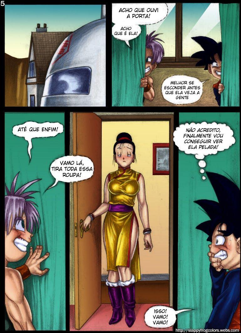 dragonball incesto6