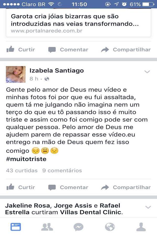 Izabela Santiago9