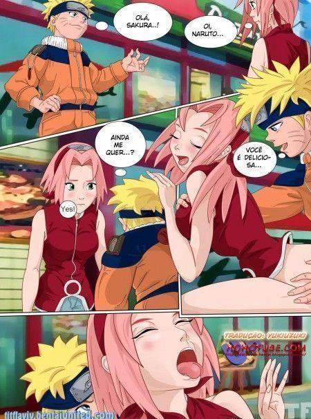 Naruto x sakura 1