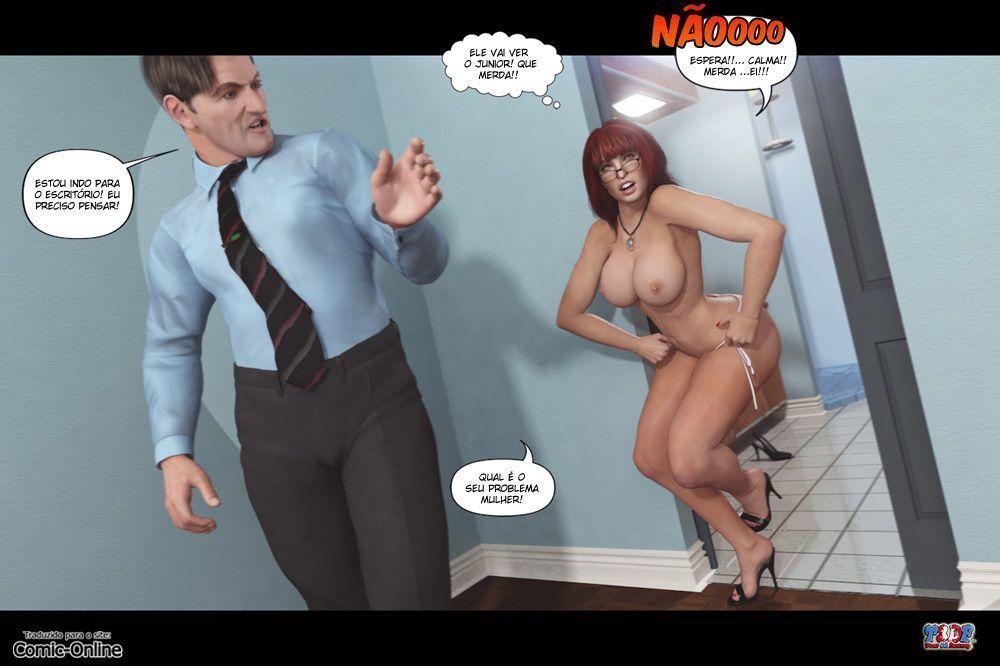 Porno Em Quadrinho11