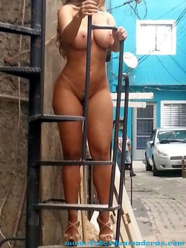 Mulher Melão Pelada 7