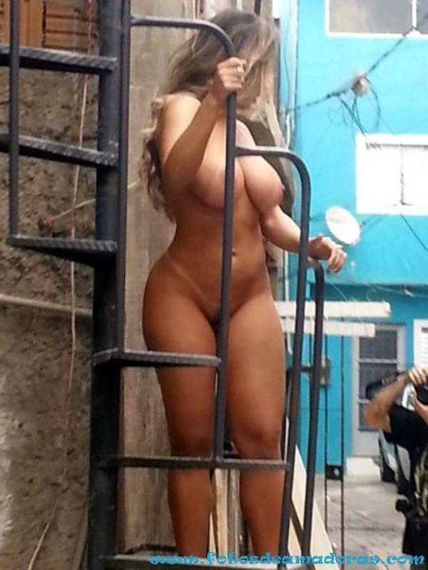 Mulher Melão Pelada 8
