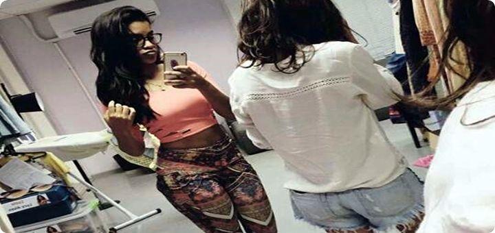 Suposto Video Rayza Alcântara Atriz Da Globo Caiu Na Net