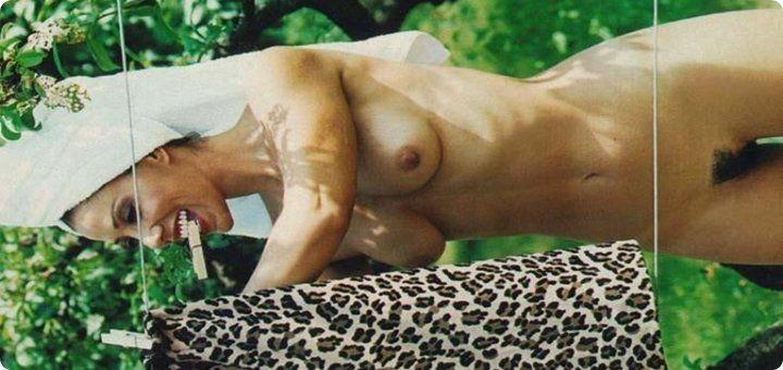 Angela Vieira Nua Em Fotos Porno Para Revista Playboy Outubro De 1999