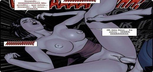 Quadrinhos Eróticos Outra Chance Completo