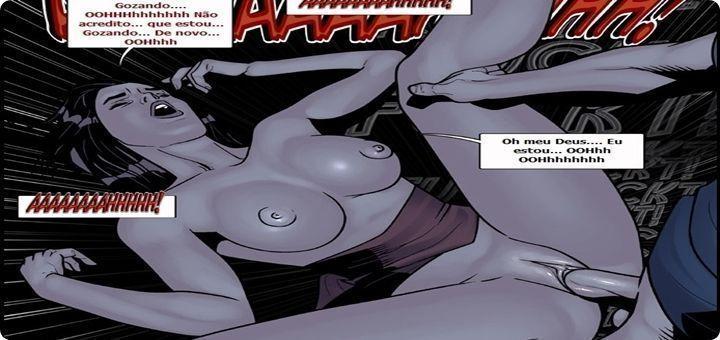 Quadrinhos Eróticos Outra Chance Completo Com Todos Os Três Capítulos Do Incesto