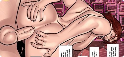 As Aventuras Eróticas Da Lia 7 Parte 03 – Ciro e Luci Transando