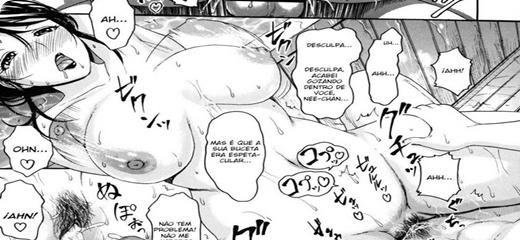 Hentai Erotico Torokeru Karada Incesto Com Irmã Mais Velha