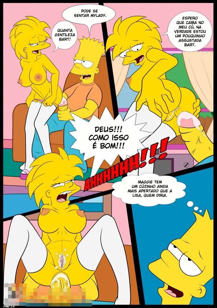 Os Simpsons velhos costumes 2