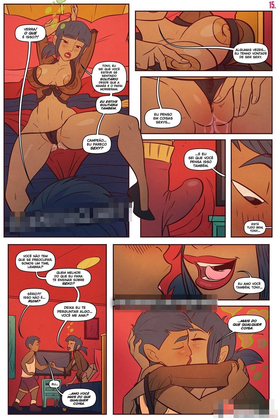 quadrinhos eroticos a vizinhança 15