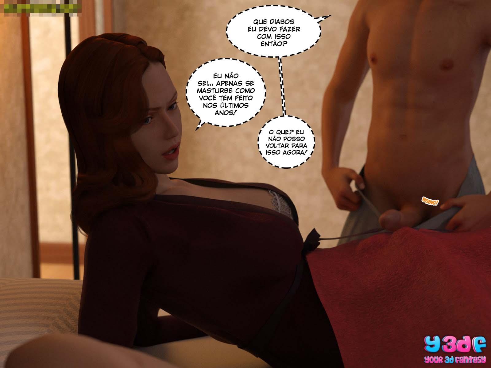 quadrinhos porno bad boss 39