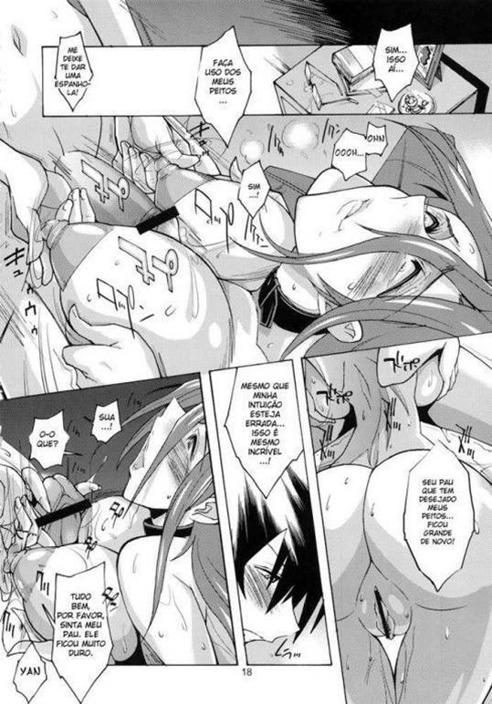 quadrinhos eroticos chefe gostosa 13