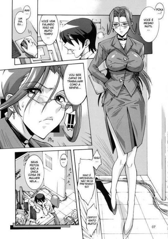 quadrinhos eroticos chefe gostosa 2