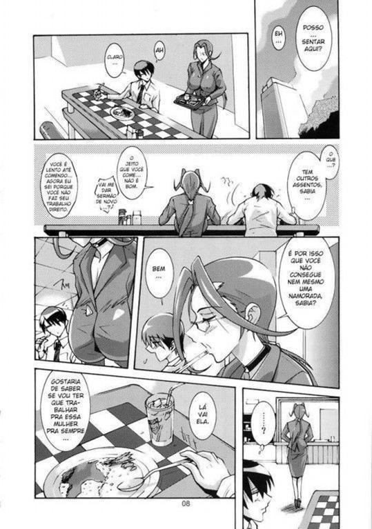 quadrinhos eroticos chefe gostosa 3