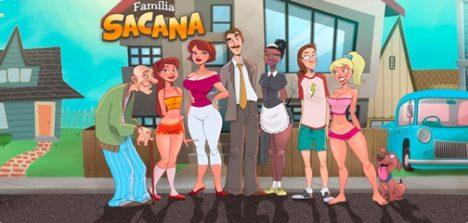 Quadrinhos Completos da Família Sacana no site Tufos