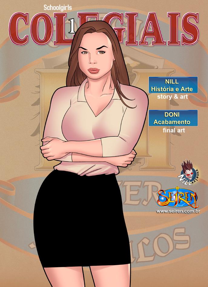 sexo em quadrinhos colegiais 1