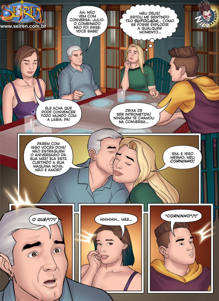 quadrinhos de sexo traição 4