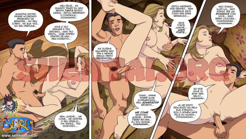 quadrinhos de sexo me faz um favor 11
