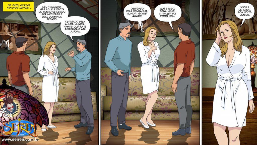 quadrinhos de sexo me faz um favor 13