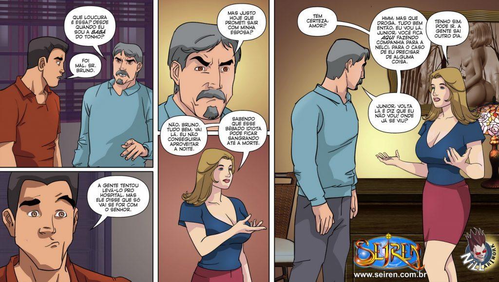 quadrinhos de sexo me faz um favor 3