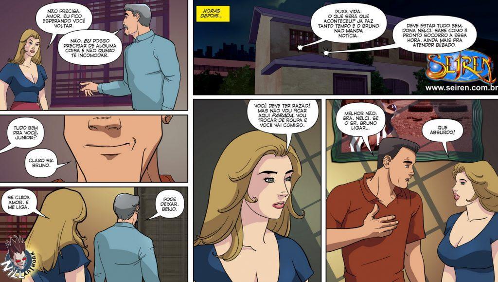 quadrinhos de sexo me faz um favor 4