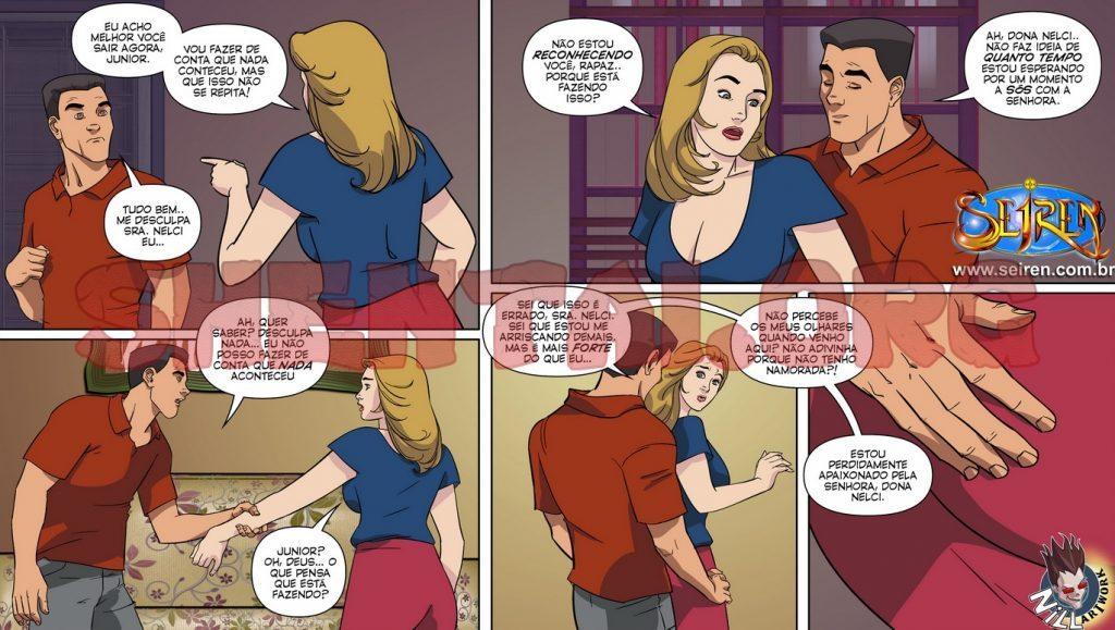 quadrinhos de sexo me faz um favor 6