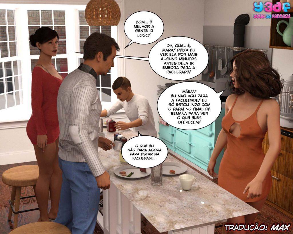 Quadrinhos de sexo The Tan y3DF 2