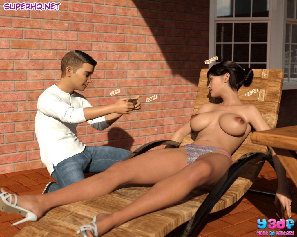 Quadrinhos de sexo The Tan y3DF 36