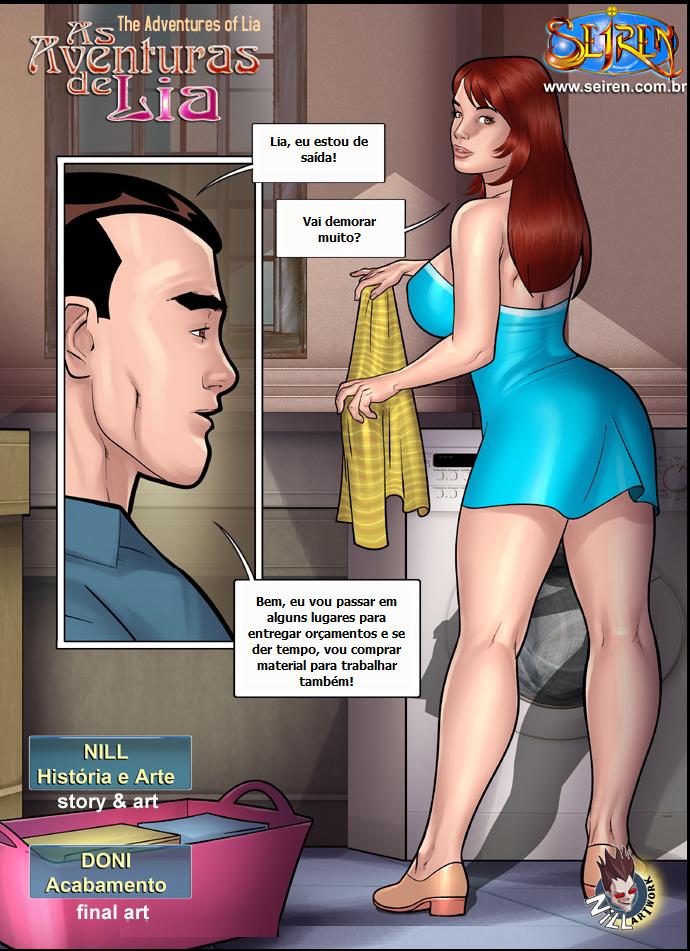 As aventuras eróticas de Lia9 2