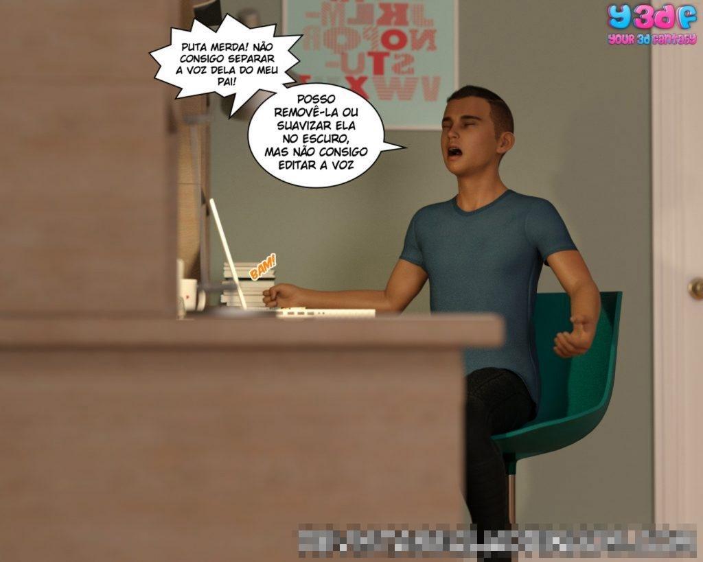quadrinhos de sexo the tan parte04 2