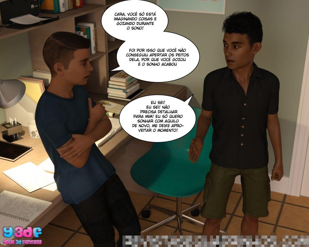 quadrinhos de sexo the tan parte04 24