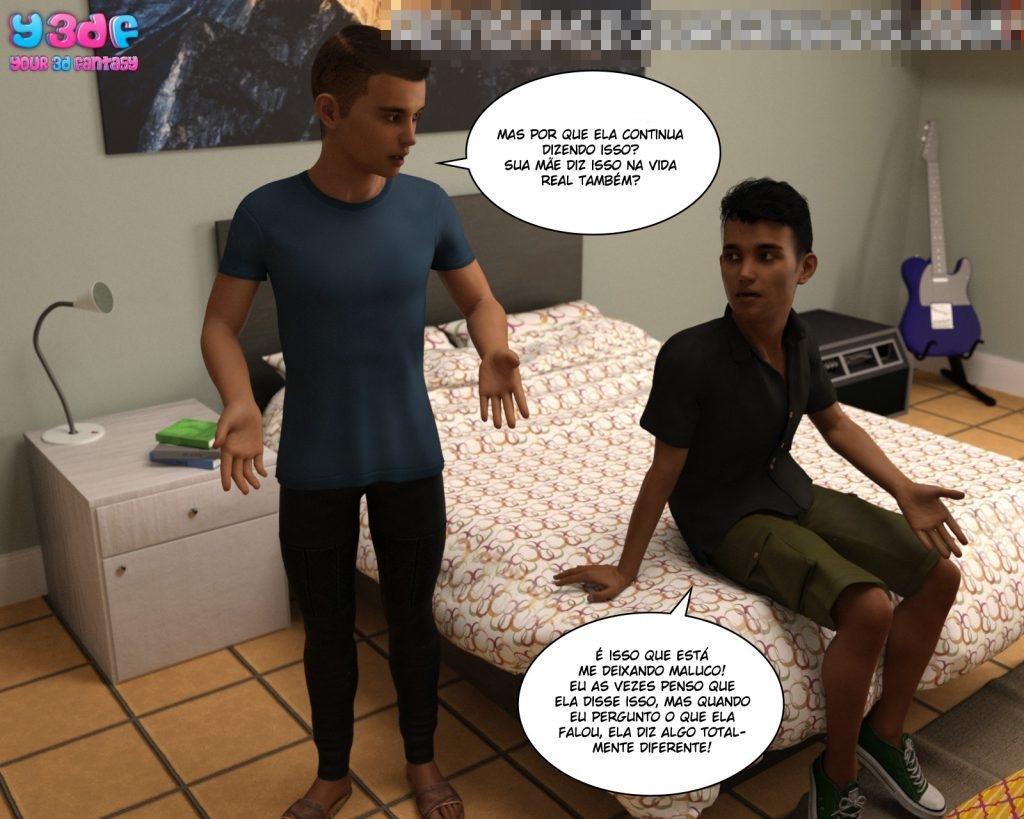 quadrinhos de sexo the tan parte04 38