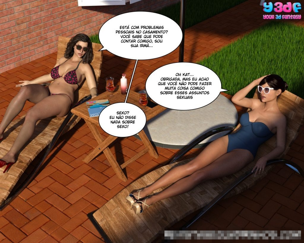 quadrinhos de sexo the tan parte04 41
