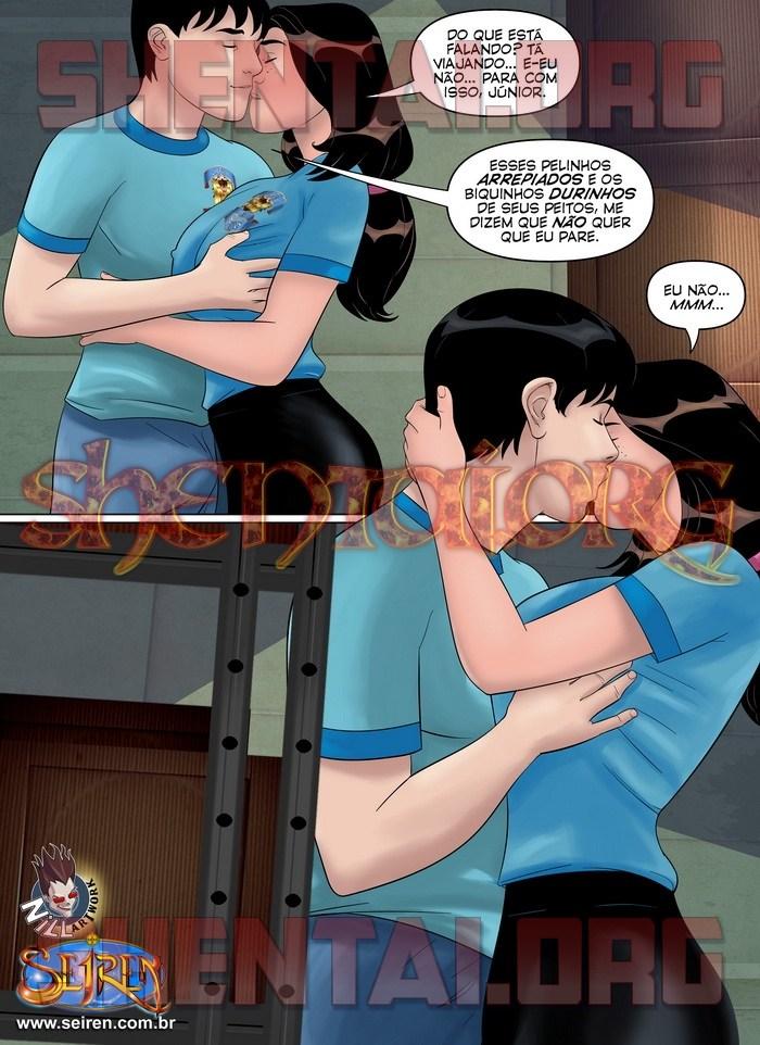 Quadrinhos eroticos malhação parte02 2