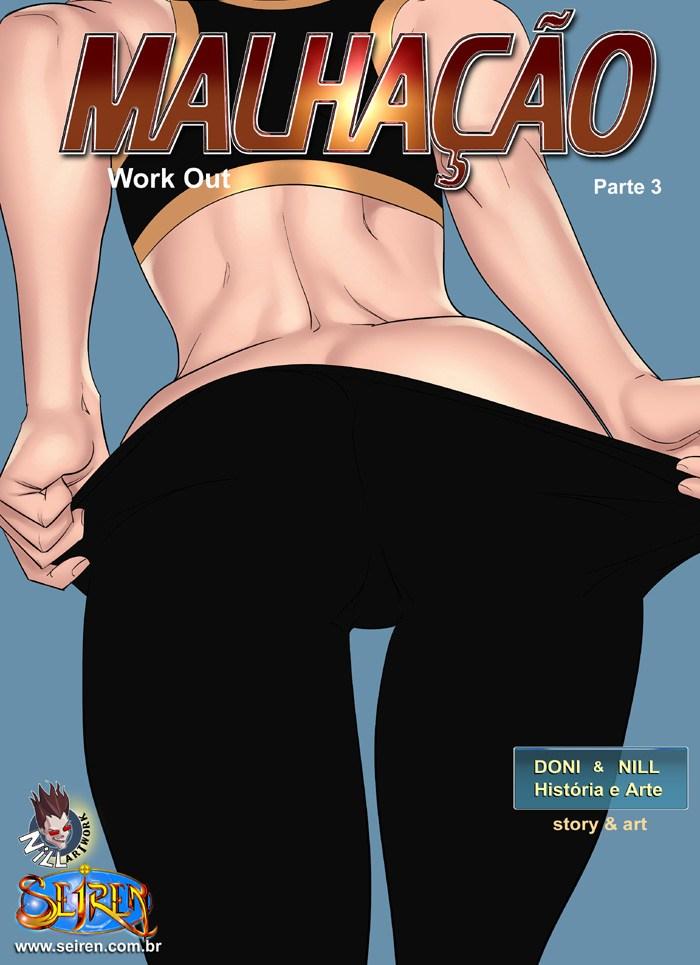 quadrinhos eroticos malhação parte03 1