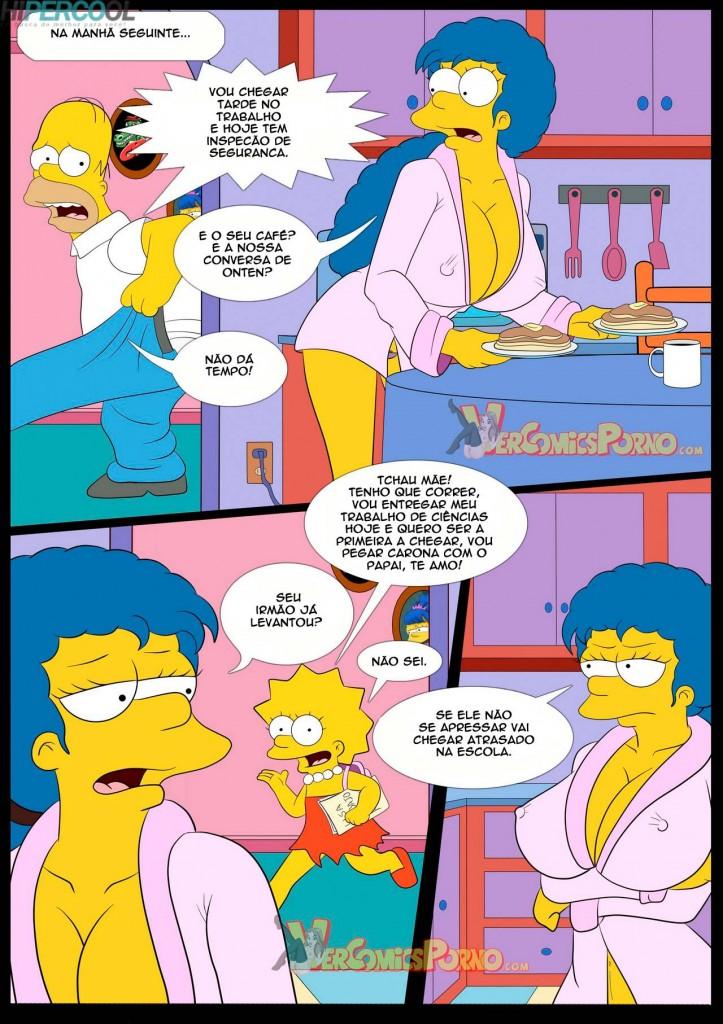 Os Simpsons Velhos Costumes3 10