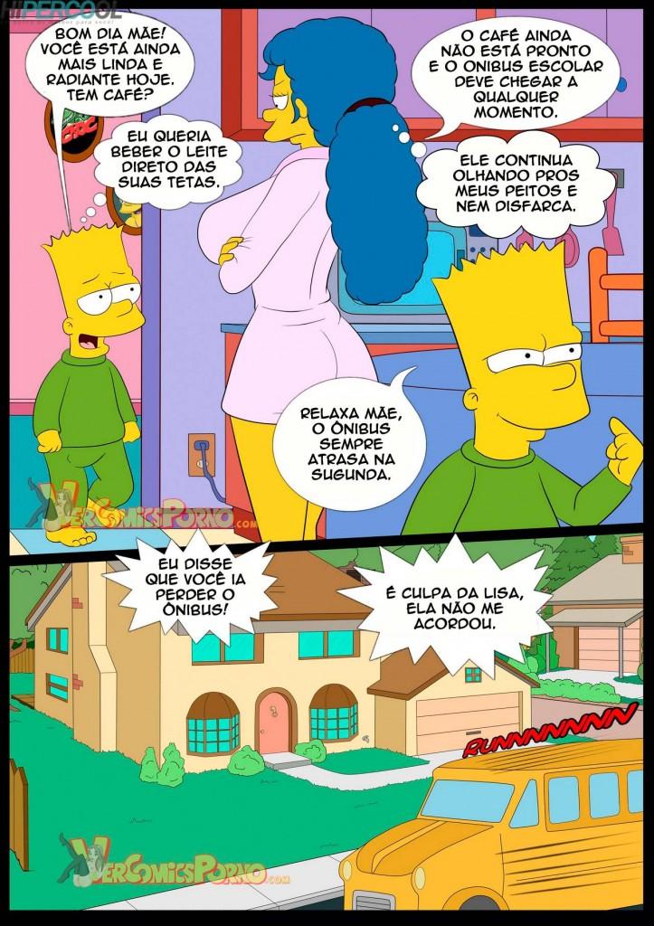 Os Simpsons Velhos Costumes3 11