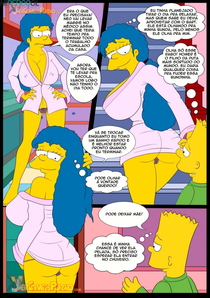 Os Simpsons Velhos Costumes3 12