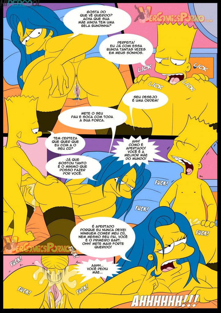 Os Simpsons Velhos Costumes3 24