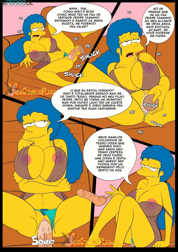 Os Simpsons Velhos Costumes3 9