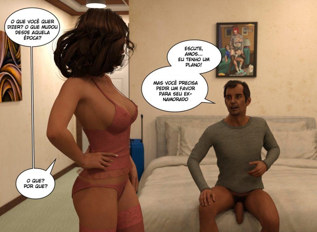 quadrinhos de sexo the tan parte5 13