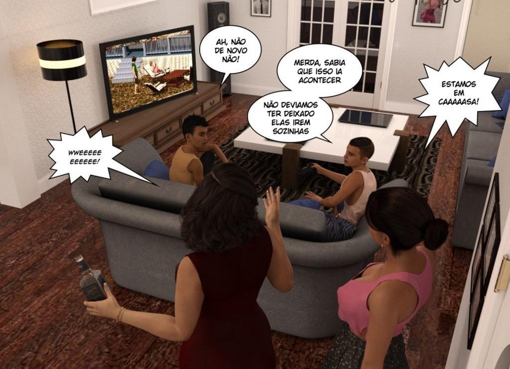 quadrinhos de sexo the tan parte5 18