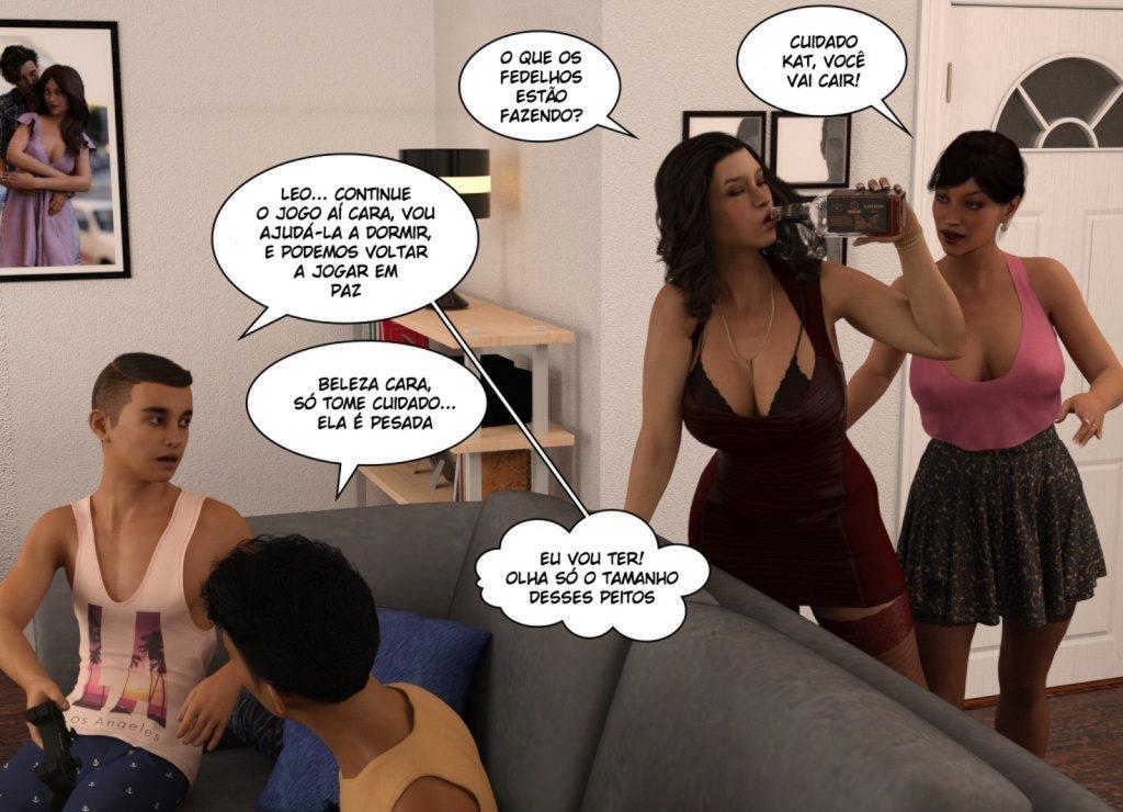 quadrinhos de sexo the tan parte5 19