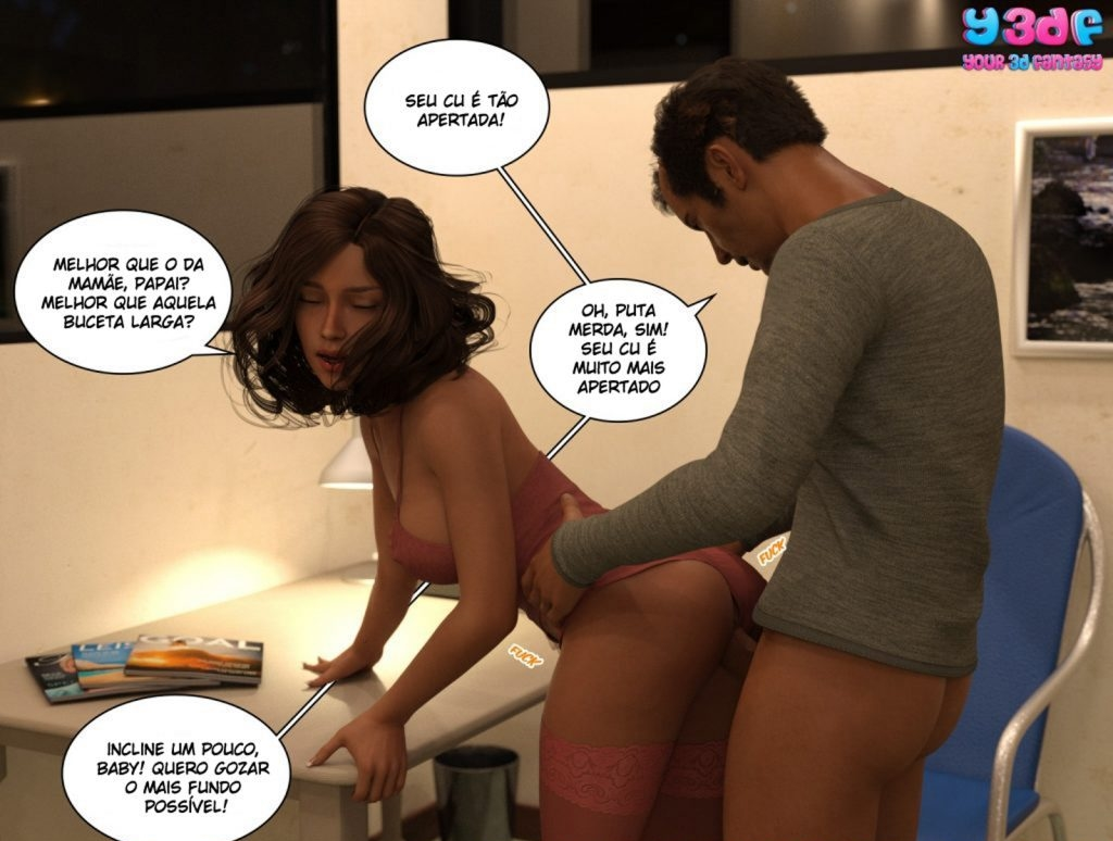 quadrinhos de sexo the tan parte5 4