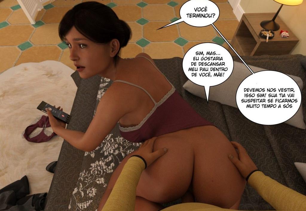 quadrinhos de sexo the tan parte5 67