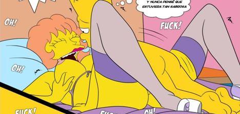 Os Simpsons Velhos Costumes 4 – Quadrinhos em português e espanhol