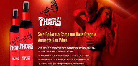 Thors Hammer Gel Realmente Funciona? Compre Aqui Com Sigilo e Segurança