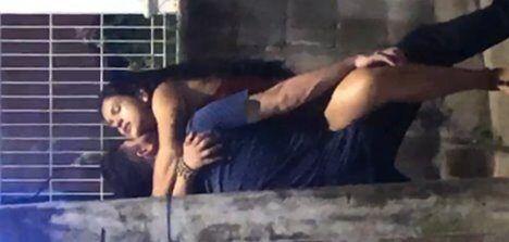 Flagra de sexo na rua viraliza em grupos de videos amadores